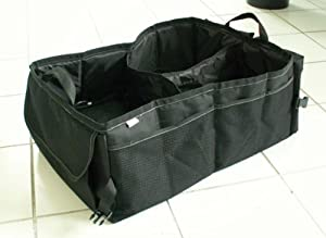 ergoseat 208160 car boot tidy holdall xl. Black Bedroom Furniture Sets. Home Design Ideas