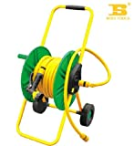 BOSI 5 function Strengthened Portable Water Cart W 20m High Pressure Pipe