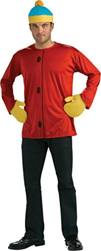 Rubies Mens Cartman South Park Tv Characters Theme Party Fancy Dress Costume