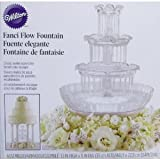 Wilton 306-1147 Fanci Flow Wedding Cake Fountain