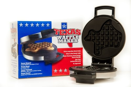 Beyond Basic Provision The Texas Waffle Maker