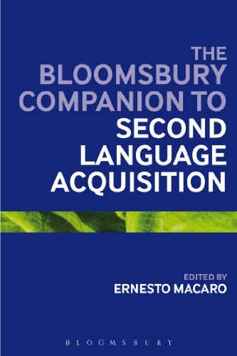 The Bloomsbury Companion to Second Language Acquisition (Bloomsbury Companions)