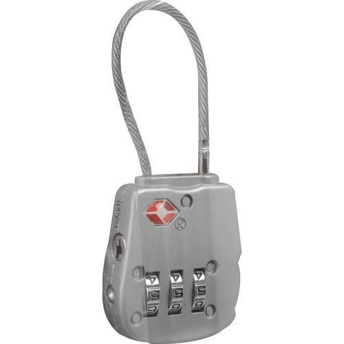 PELICAN ハードケース 1506 TSA ケーブルロック シルバー 1500-518-000