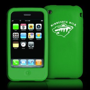 Tribeca Minnesota Wild Iphone 3g / 3gs Silicone Case