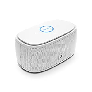 id America TouchTone Portable Wireless Speaker - White (IDHS101-WHT)