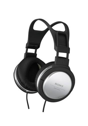 Sony MDRXD100 HiFi Headphones Silver