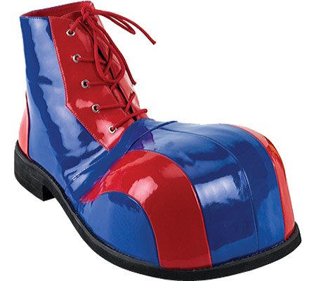 Funtasma Men's Clown 05 Boots,Blue,One Size