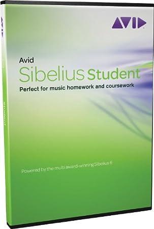 Sibelius 6 Student Edition