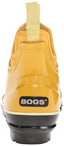 Bogs Women's Harper Rain Bootie, Mustard,8 M US