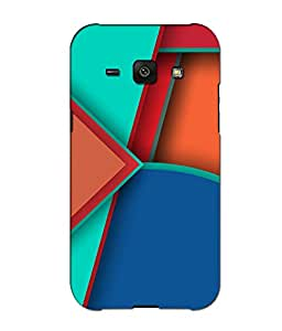 SAMSUNG J1 COVER CASE BY instyler