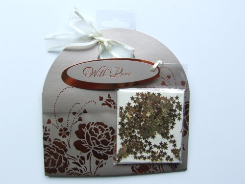 Bronze Gift bag for ladies ideal for jewellery