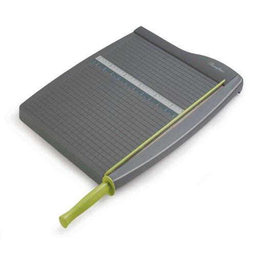 Swingline Paper Trimmer, 15 Inch Guillotine Paper Cutter, 10 Sheet Capacity, ClassicCut Lite  (9315)