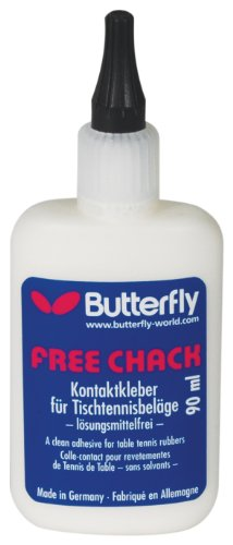 Cheapest Prices! Butterfly Free Chack 90ml with 15 Sponges