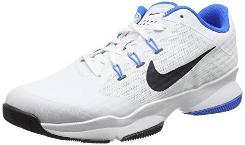 NikeAir Zoom Ultra - Scarpe da Tennis uomo , Bianco (White (140 White)), 42.5 EU