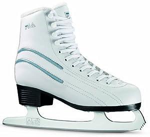 Fila 1411018 Eve Ice Patin à glace Femme Blanc 41