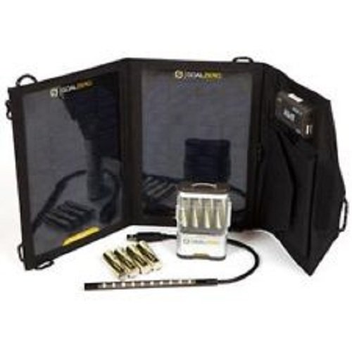 Goal Zero 19008 Solar Essentials Kit