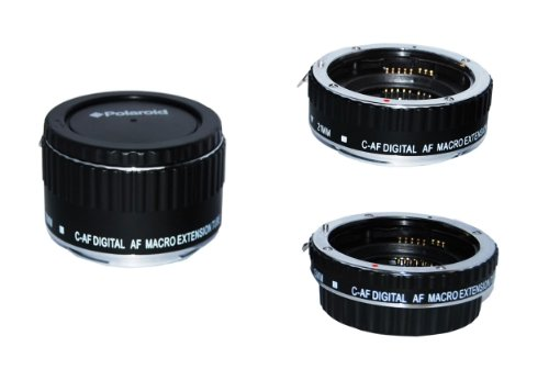 Polaroid  for Canon  Auto Focus DG Macro Extension Tube Set........ CLICK FOR MY VIDEO REVIEW