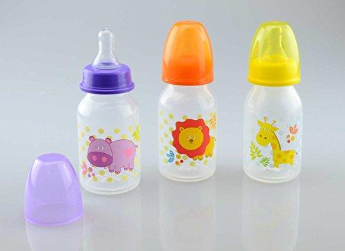 3-Stck-150-ml-oder-250-ml-Baby-Flaschen-Fttern-Trinksauger-Silikon-BPA-frei-0-Monate