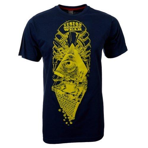 Vision Street Wear Pyramyd T-Shirt , insignia