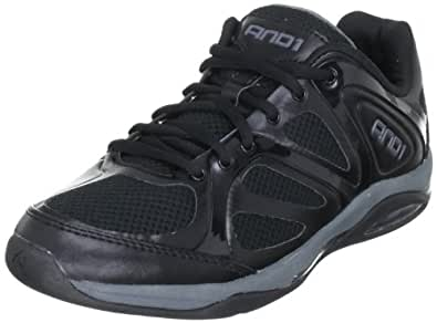 AND1 ASSASSIN LOW 1001201019, Chaussures de basketball femme - Noir (TR-B2-Noir-286), 41 EU