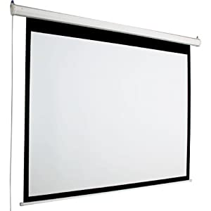 Draper Inc 800003 106-Inch Diagonal Accuscreens HDTV Electric Wall Ceiling 52 x 92 Inches (Discontinued by Manufacturer)