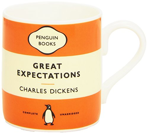 Great Expectations Mug Orange (Penguin Mug)