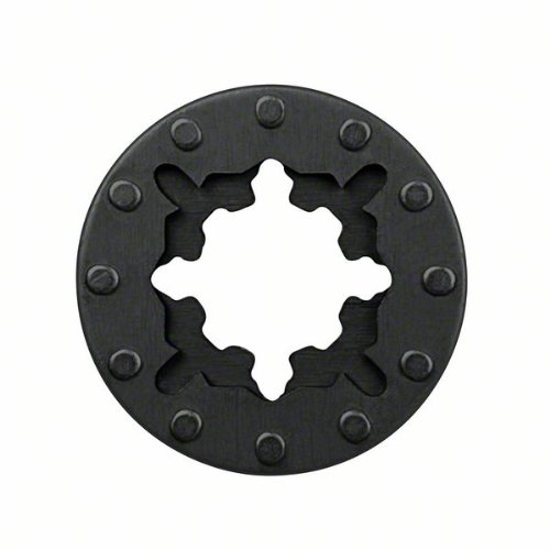 Bosch 2609256983 - Adattatore universale per l'utilizzo di utensili multiuso su utensili multiuso di altri marchi