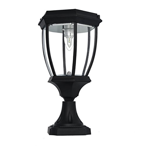 Large Outdoor Solar powered LED Light Lamp SL-8405 (Large Solar Outdoor Light compare prices)