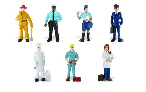 Safari-Ltd-People-TOOB-With-7-Everyday-Heroes-Figurine-Toys-Including-Construction-Worker-Policeman-Mailman-Pilot-Chef-Fireman-and-Veterinarian