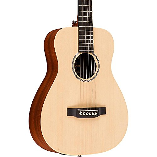 Martin-X-Series-2016-LX1E-Little-Martin-Left-Handed-Acoustic-Electric-Guitar-Natural