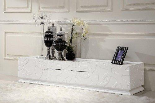 Cheap Ariel – Modern White Tv Stand (VGWCTEM8K003)