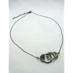 Handcuff Necklace on Handcuff Necklace