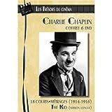 echange, troc Charlie Chaplin - Coffret 6 DVD : 18 courts-métrages (1914-1916) et The Kid (version longue)