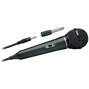 Audio-Technica ATR-1100 Unidirectional Dynamic Vocal/Instrument Microphone