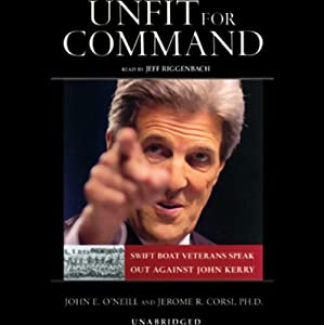 Unfit for Command Audiobook