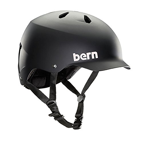 Bern Unlimited Watts EPS Summer Helmet, Matte Black, Large/X-Large (Critical Cycles Helmet compare prices)