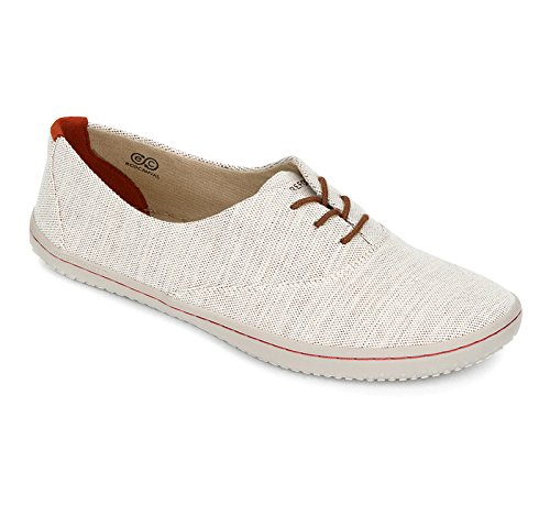 Vivobarefoot Joy Ladies Canvas beige thumbnail