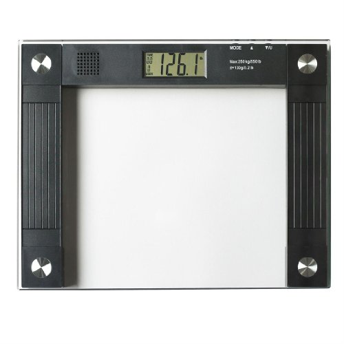 Cheap Plus+Size Living BrylaneHome 550-Lb Talking Scale (B005MPOBTY)