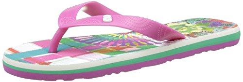 DesigualShoes_flip Flop 6 - Sandali donna , Rosa (Pink (3167)), 37 EU
