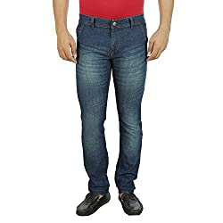 Savon Men's Jeans (SH602133-03-32a_32_Tint With Glow)