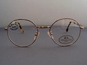 Willis & Geiger Round Style Outfitter 2 AY Vintage Glasses