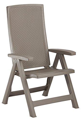 BEST Gartensessel »2 Stück« 2 Stühle, braun online kaufen