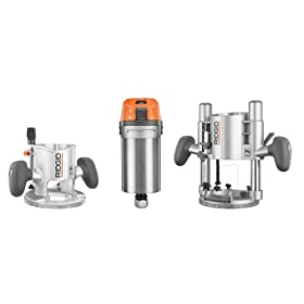 Ridgid R29302 2HP Plunge/Fixed Base Router