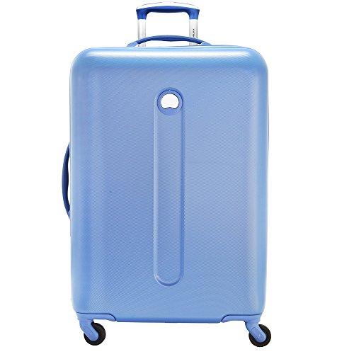 Delsey Helium valigia a 4 ruote 78 cm stahlblau