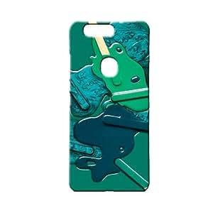 G-STAR Designer 3D Printed Back case cover for Huawei Honor V8 - G5261