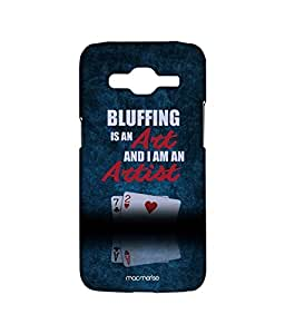 Art of Bluffing - Sublime Case for Samsung J2 (2016)