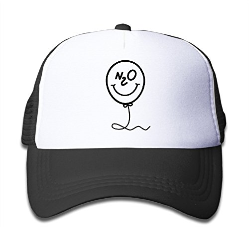 Rapper Laughing Gas N2O Punk Cap Summer Baseball Hats For Kids (N2o Gas compare prices)