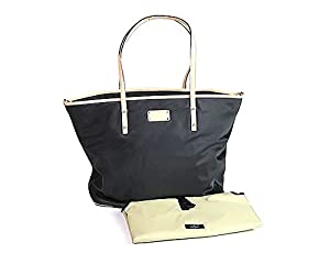 Kate Spade Sporty Nylon Harmony Baby Diaper Bag WKRU1849 - Black from Kate Spade