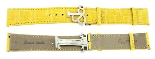 jacob-co-echtes-echt-alligator-gelb-band-22-mm-watch-strap-fur-47
