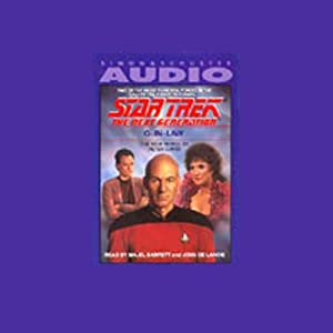 Star Trek, The Next Generation: Q-in-Law (Adapted) | [Peter David]